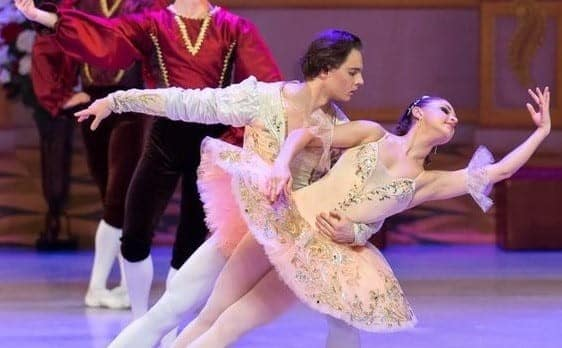 Cinderella Ballet: Fairy Tale for the Whole Family