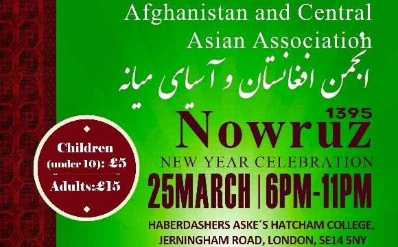 Nowruz 1395 Celebration: Food, Music, Dance