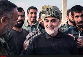 هدایت مستقیم عملیات آزادسازی شهر بوکمال در سوریه توسط سردار سلیمانی