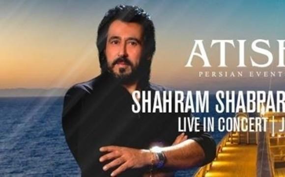 Shahram Shabrareh and Afshin: Midsummer Concert Cruise