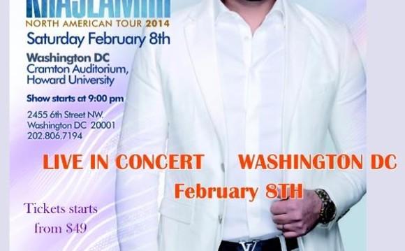 Ehsan Khaje Amiri Live In Concert