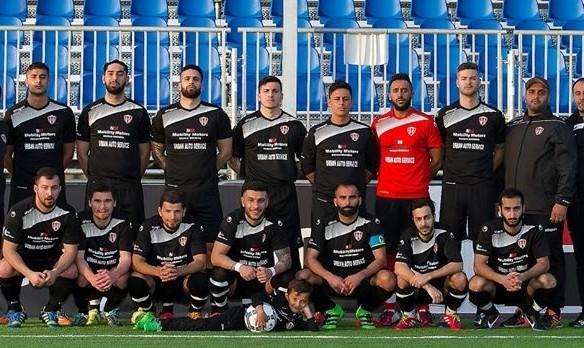 تیم فوتبال ایرانی پارسیان در سوئد