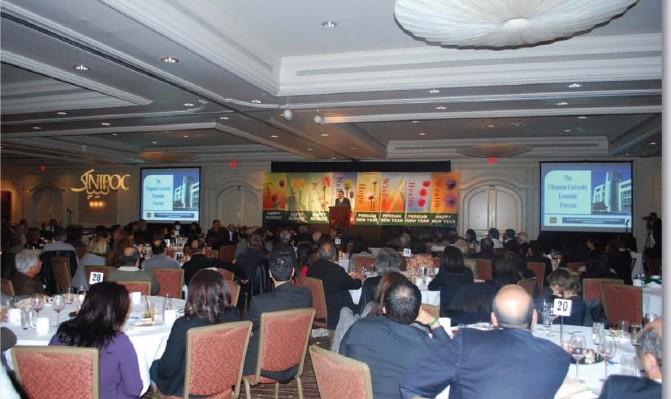 NIPOC 2011 Economic Forecast by Dr. Adibi