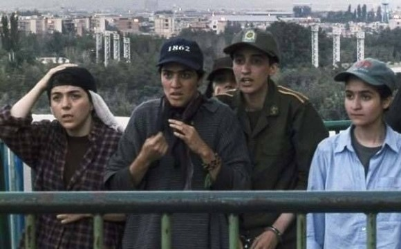 Screening of Jafar Panahi's Offside