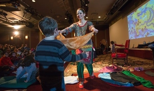 9th Annual Nowruz Celebration at Sackler and Ripley Center