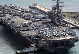 هواپیمای نظامی آمریکایی با یازده سرنشین در آبهای ژاپن سقوط کرد: ۳ نفر کماکان مفقود