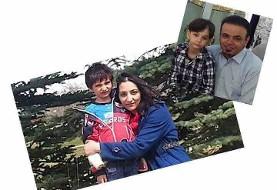 جمع اوری کمک برای کودک یتیم ایرانی در کانادا که هم پدر و هم مادرش را از دست داد