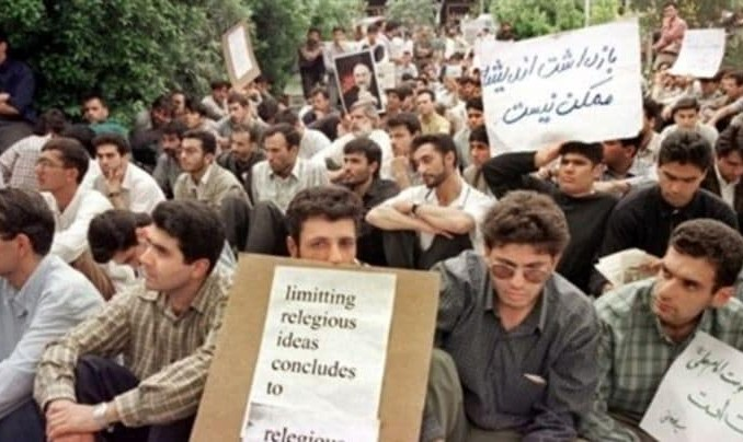 Saeid Golkar: Student Movements in Post-Revolutionary Iran