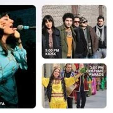 هفت امین سالگرد جشن نوروزی ایرانیان در LACMA