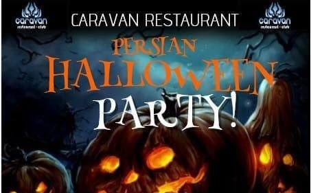 Persian Halloween Party with DJ Armin