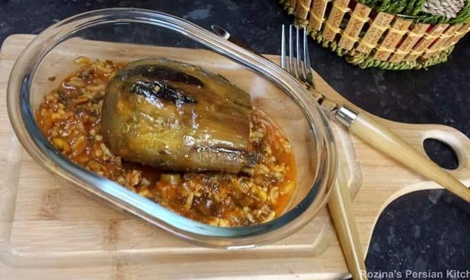 Persian Cuisine Night
