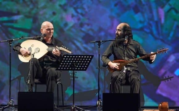 Concert Iran Grèce // À l'espace Prévert