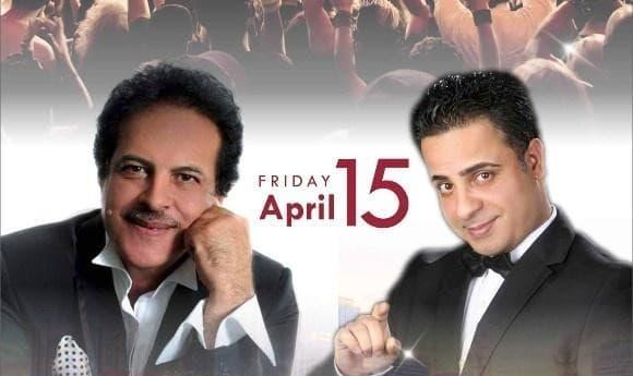 کنسرت مرتضی با همراهی فواد در رستوران بابالو