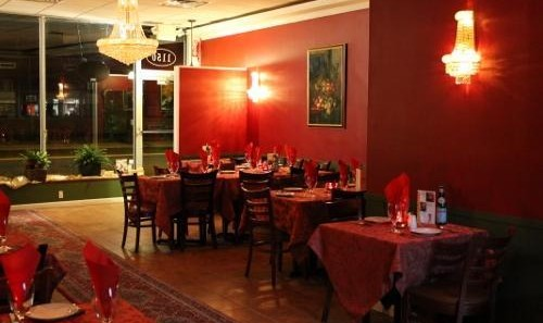 رستوران ایرانیِ رز