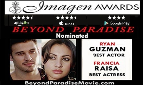 Beyond Paradise (Rumi-inspired film) Nominated at 31st Imagen Awards