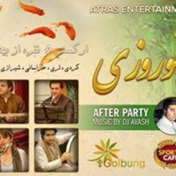 Nowruz Party with Sooran Group