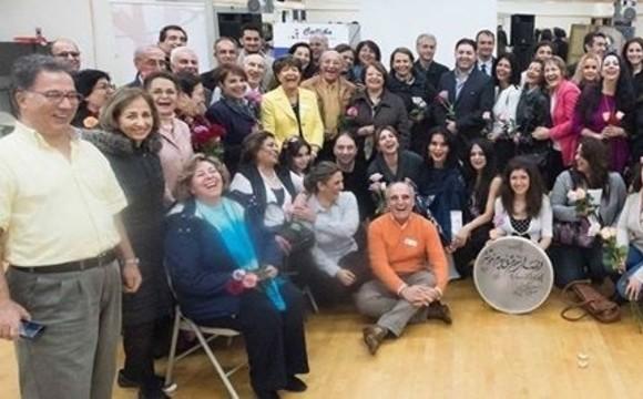 Canadian Iranian Foundation Sunday Gathering