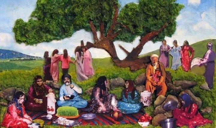 Nowruz no Compasso - Ano Novo Persa