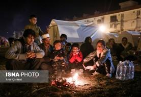 دمای کرمانشاه زیر صفر میشود: نیاز فوری به اسکان مردم در مناطق زلزله زده