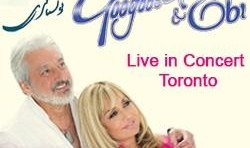 Googoosh and Ebi Concert: Nostalgia Tour