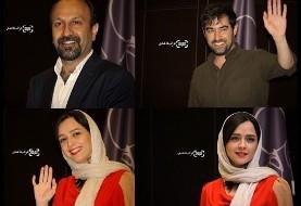نشست خبری فیلم فروشنده: از دوستی ترانه علیدوستی با گلشیفته فراهانی تا اعتراض اصغر فرهادی