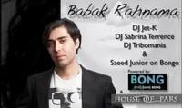 Massive Eid Party with Babak Rahnama