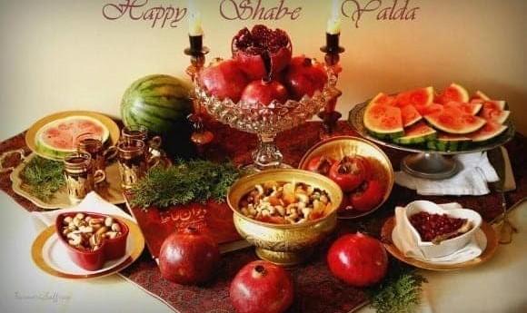 10% OFF on Menu for Yalda: Celebrate Winter Solstice