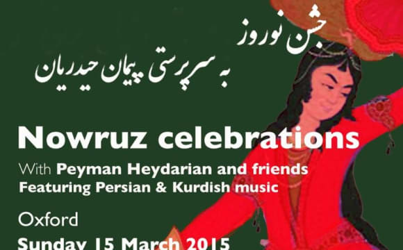 Nowruz concert with Persian & Kurdish music - Oxford