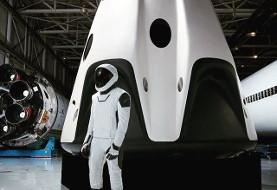 لباس فضانوردان آینده رونمایی شد