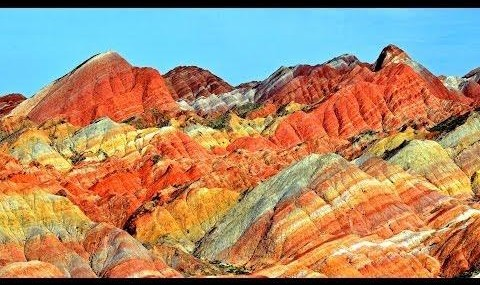 10 Incredible Geological Formations (Video)