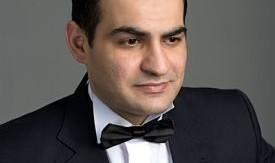 The World premiere of Concerto for String Quartet and Chamber Orchestra by Mehdi Hosseini