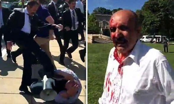 در پی کتک زدن معترضین آمریکایی توسط محافظان اردوغان در واشنگتون مککین خواستار اخراج سفیر ترکیه از آمریکا شد