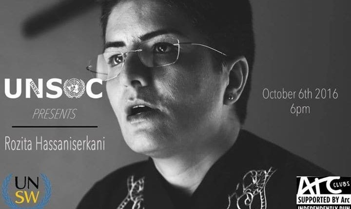 Insights with Iranian Lawyer Rozita Hassaniserkani