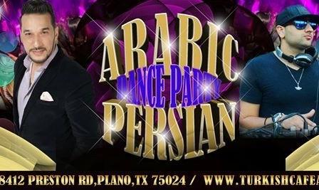 شب پارتی موسیقی ایرانی و عربی در دالاس