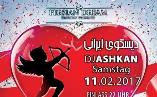 Persian Dream Valentine Party