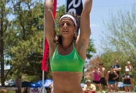 مفسر مسابقات ورزیدگی بدنی آمریکا: این دختر (آزاده برومند) شکست ناپذیر است!