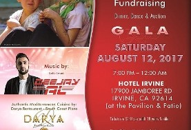 Moms Against Poverty ۴th Annual Fundraising Gala
