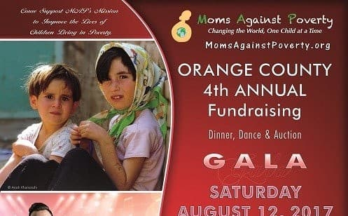 Moms Against Poverty 4th Annual Fundraising Gala