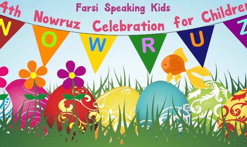 Nowruz Celebration for Children presented by FarsiSpeakingKids