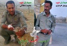 Killers of Hormozgan environmental guards to be killed