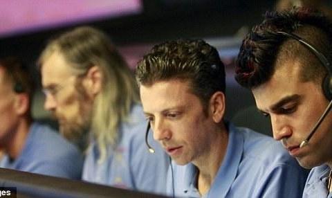 مدیران ایرانی و جزئیات پروژه موفق کاوشگر ناسا در مریخ (ویدئو)