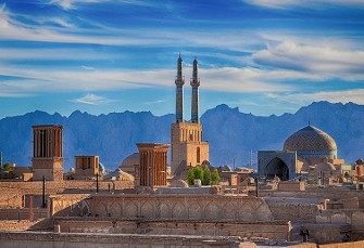 Yazd, Iran's first historic city on ...