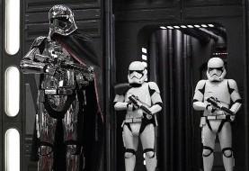 جنگ ستارگان ۴۵۰ میلیون دلار فروش کرد