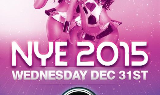 NYE 2015 in Los Angeles @ PENTHOUSE NIGHTCLUB