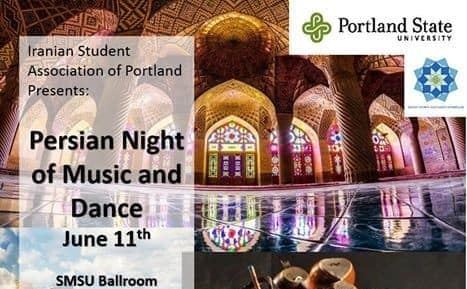 Persian Night of Music and Dance