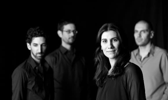 Cyminology, Iranian German Group: Jazz métissé