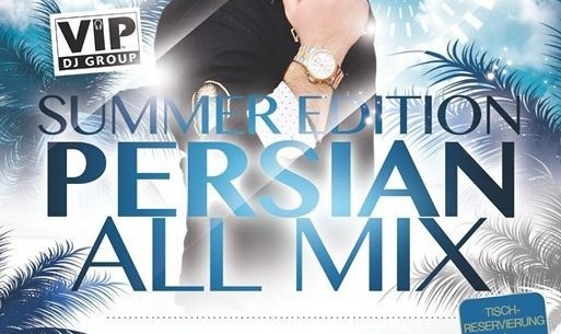 Summer Edition Persian Mix Dance