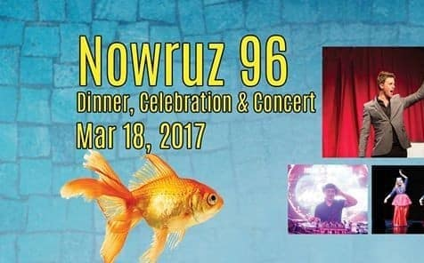 Nowruz 2017 Celebration with Hamid Talebzadeh