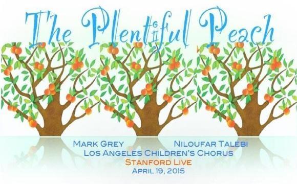The Plentiful Peach by Niloufar Talebi and Mark Grey