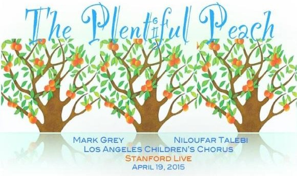 The Plentiful Peach by Niloufar Talebi and Mark Grey